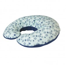 Kaxholmen Breastfeeding pillow in Jersey Stars