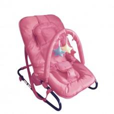 Kaxholmen Babysitter Pink play arc and pillow