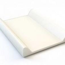 Hard bottom changing mat White Kaxholmen