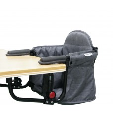 Kaxholmen Table Top Baby Chair Grey