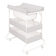 Kaxholmen Changing table Grey Zebra