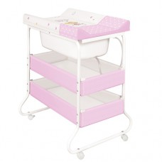 Kaxholmen Changing table Pink Princess