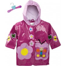 Kidorable raincoat butterfly
