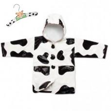 Kidorable regnjacka cow