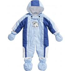 Playshoes Overall Polarbear Blue