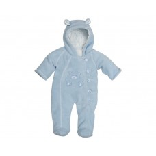 Playshoes overall bear blue size 68
