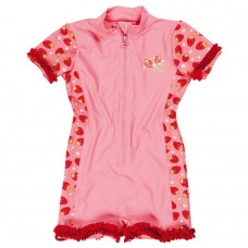 Playshoes UV Protection Dress Strawberry 6-12 months