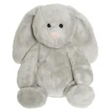 Teddykompaniet Wilma Rabbit Grey Small