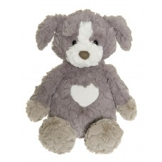 Teddykompaniet Teddy Cream doggie grey