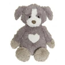 Teddykompaniet Teddy Cream doggie grey