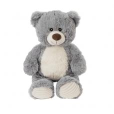 Teddykompaniet Teddy Valle Grey Small