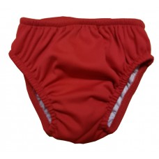 Baby Swimming Trunks Red