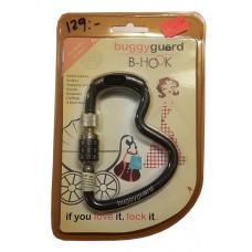 Byggyguard B-Hook Lock for Prams