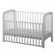 Troll Cot Lux, White