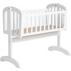 Troll Lux Swing Crib White
